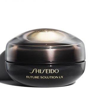 Shiseido Future Solution Lx Eye And Lip Contour Regenerating Cream 17 Ml