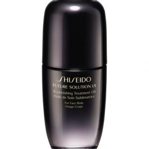 Shiseido Future Solution Lx Replenishing Oil Hoitoöljy 75 ml