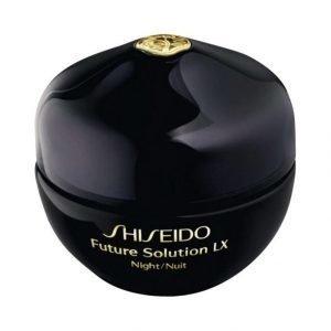 Shiseido Future Solution Lx Total Regenerating Cream Yövoide 50 ml