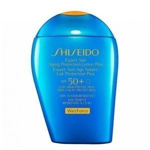 Shiseido Lotion Face / Body Spf50 Aurinkovoide