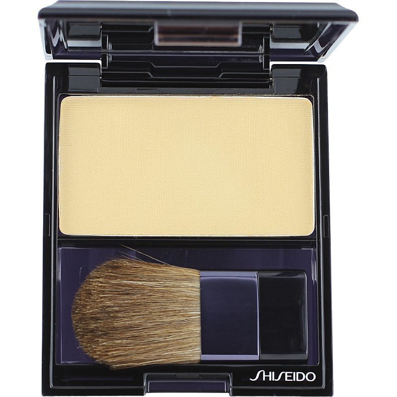 Shiseido Luminizing Satin Face Color BE206 Soft Beam Gold 6
