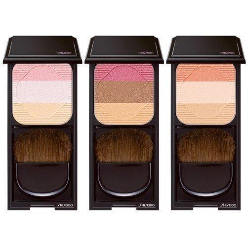 Shiseido Makeup Face Color Enhancing Trio OR1 Peach