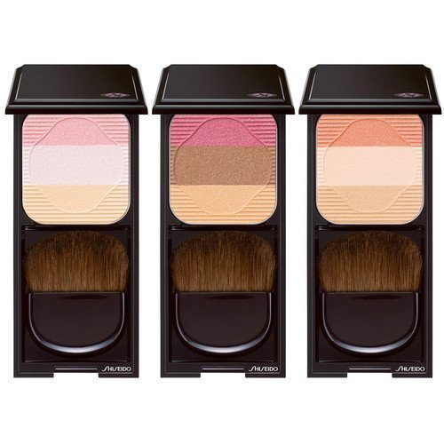 Shiseido Makeup Face Color Enhancing Trio PK1 Lychee