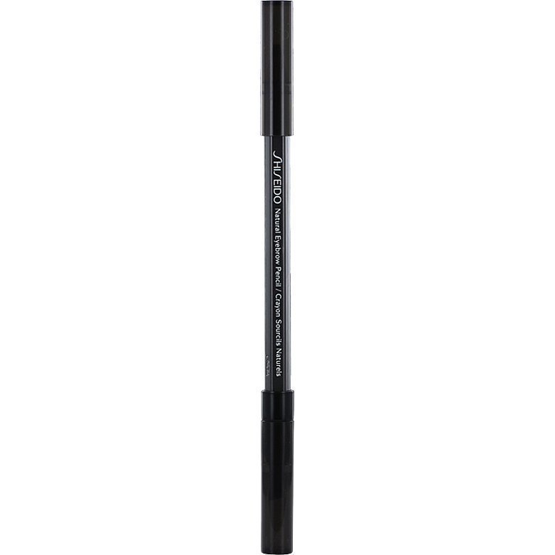 Shiseido Natural Eyebrow Pencil GY901 Natural Black 1