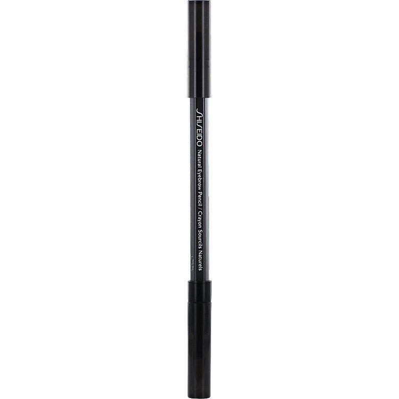 Shiseido Natural Eyebrow Pencil GY901 Natural Black 1