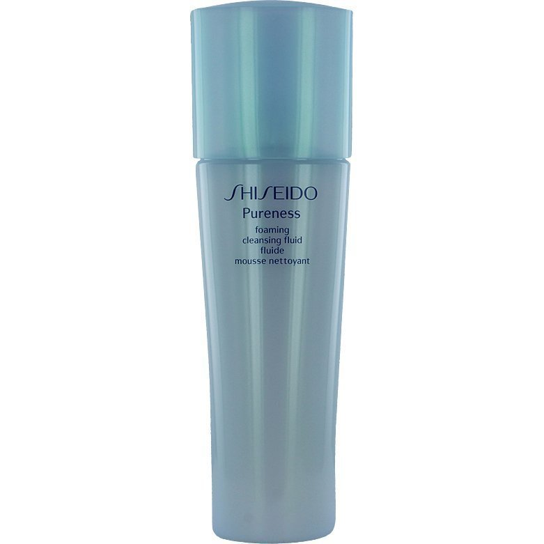 Shiseido Pureness Foaming Cleansing Fluid 150ml