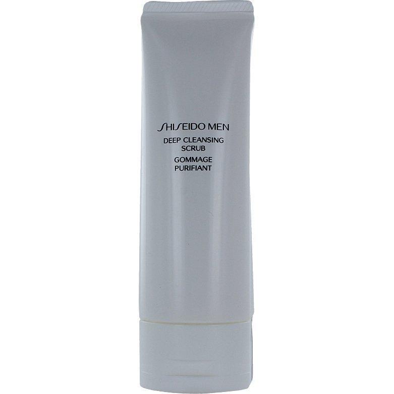 Shiseido Shiseido Men Deep Cleansing Scrub 125ml