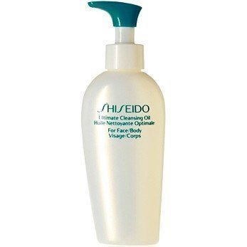 Shiseido Suncare After Sun Ultimate Cleansing Oil