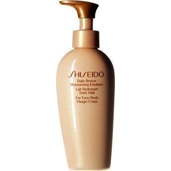 Shiseido Suncare Daily Bronze Moisturizing Emulsion