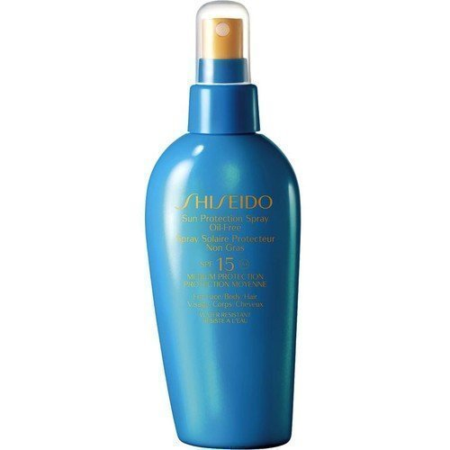 Shiseido Suncare Sun Protection Spray Oil-Free SPF 15
