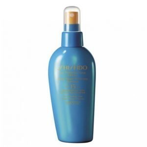 Shiseido Suncare Sun Protection Spray Oil Free Spf 15 Aurinkovoide