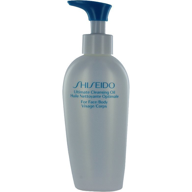 Shiseido Ultimate Cleansing Oil For Face And Body 150ml