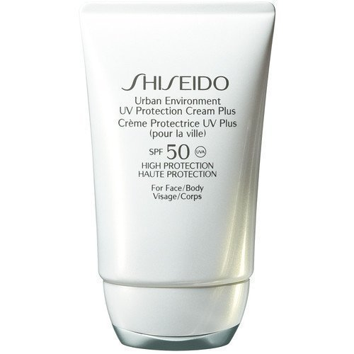 Shiseido Urban Environment UV Protection Cream SPF 50