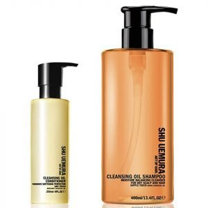 Shu Uemura Art Of Hair Cleansing Oil Shampoo For Dry Scalp 400 Ml And Conditioner 250 Ml