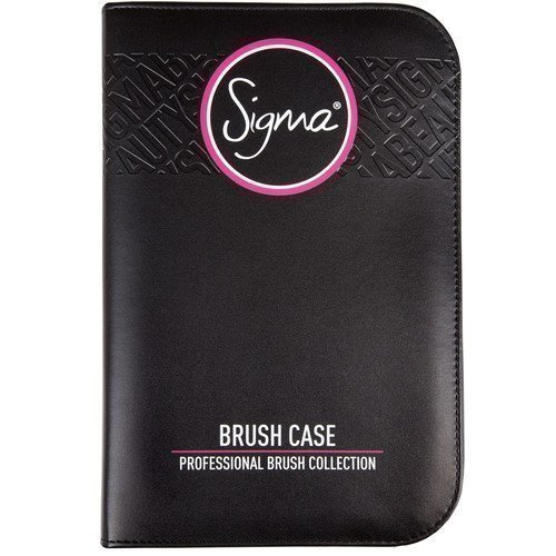 Sigma Professional Brush Collection Brush Case Black