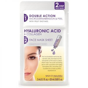 Skin Republic 2 Step Hyaluronic Acid + Collagen