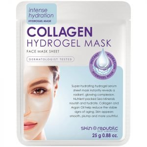 Skin Republic Hydrogel Face Sheet Mask Collagen 25 G