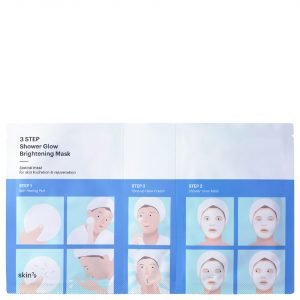 Skin79 3 Step Shower Glow Mask 25 Ml Pack Of 10