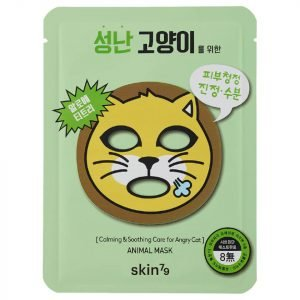 Skin79 Animal Mask 23g Cat Pack Of 10