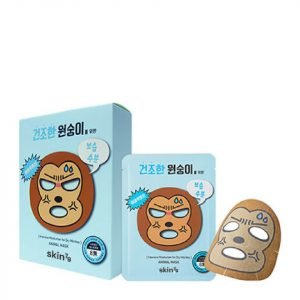 Skin79 Animal Mask 23g Monkey Pack Of 10