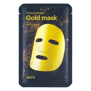 Skin79 Extra Premium Gold Mask 27g -Bird's Nest Pack Of 10