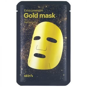 Skin79 Extra Premium Gold Mask 27g Horse Oil Pack Of 10