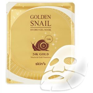 Skin79 Golden Snail Gel Mask 25g 24k