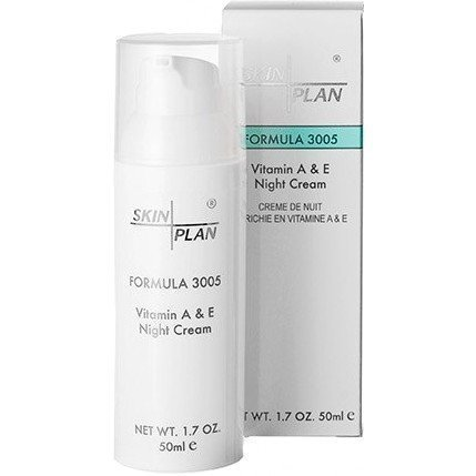 SkinPlan Vitamin A & E Night Cream