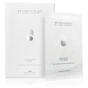 Skinpointeight Age-Adapt® Face Mask 4 Individual Tencel® Masks