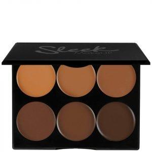Sleek Makeup Cream Contour Kit Extra Dark 12 G