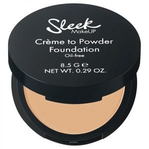 Sleek Makeup Creme To Powder Foundation 8.5g Various Shades C2p03