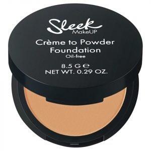 Sleek Makeup Creme To Powder Foundation 8.5g Various Shades C2p07
