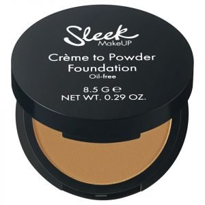 Sleek Makeup Creme To Powder Foundation 8.5g Various Shades C2p09