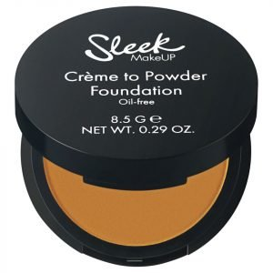 Sleek Makeup Creme To Powder Foundation 8.5g Various Shades C2p12