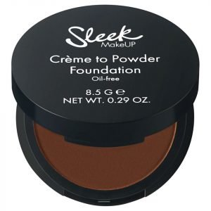 Sleek Makeup Creme To Powder Foundation 8.5g Various Shades C2p19