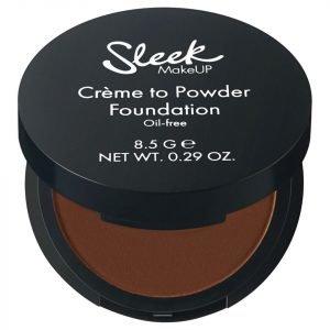 Sleek Makeup Creme To Powder Foundation 8.5g Various Shades C2p19