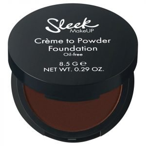 Sleek Makeup Creme To Powder Foundation 8.5g Various Shades C2p22