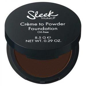 Sleek Makeup Creme To Powder Foundation 8.5g Various Shades C2p23