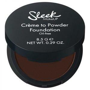 Sleek Makeup Creme To Powder Foundation 8.5g Various Shades C2p24