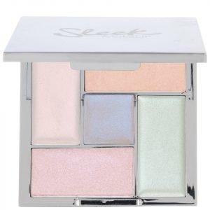 Sleek Makeup Highlighting Palette Distorted Dreams 6 G