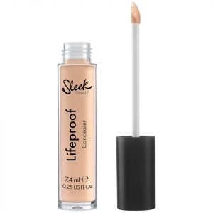 Sleek Makeup Lifeproof Concealer 7.4 Ml Various Shades Flat White 01