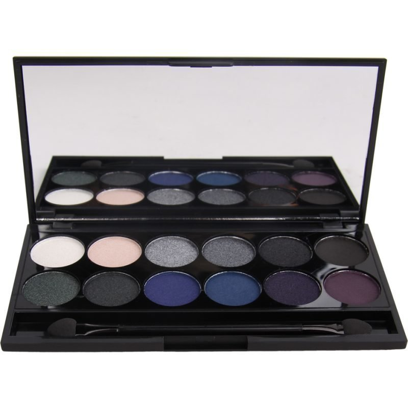 Sleek Makeup i-Divine Mineral Based Eyeshadow Palette Bad Girl