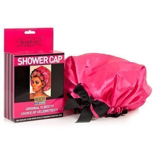 Sleep-In Rollers Shower Cap