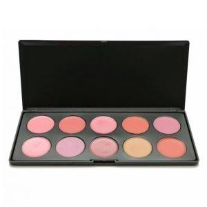 Smashit 10 Color Lipgloss Palette 20 G Huulikiilto