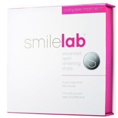 Smile lab Advanced Teeth Whitening Strips S