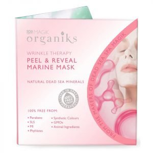 Spa Magik Organiks Wrinkle Therapy Peel & Reveal Marine Mask