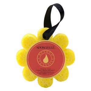 Spongellé Wild Flower Body Wash Infused Buffer Papaya Yuzu