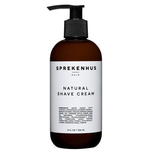 Sprekenhus Natural Shaving Cream