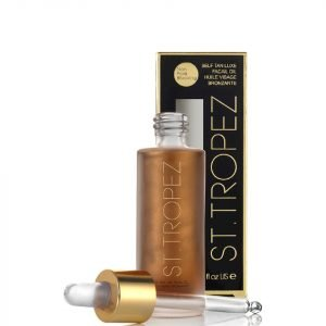 St Tropez Self Tan Luxe Facial Oil 30 Ml