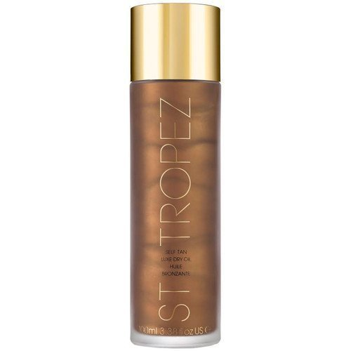 St. Tropez Self Tan Luxury Dry Oil